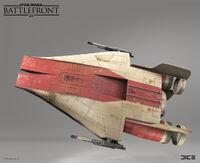 A-Wing model -2