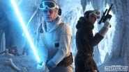 Luke and Han Solo