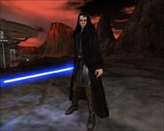 Hooded Anakin Skywalker