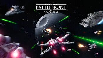 Death Star Art