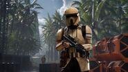 Shoretrooper in Battlefront