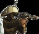 Rebel Honor Guard
