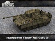 Panther D render 2