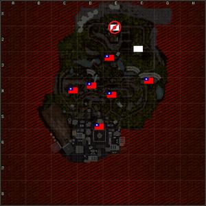 4406-Defense of Hengyang map