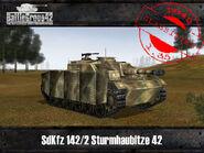 Sturmhaubitze 42 old