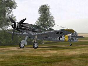 Messerschmitt Bf 109 G-6 1