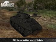 M4A2 Sherman 1