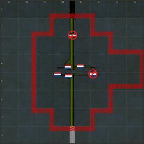 4005-Kornwerderzand co-op map