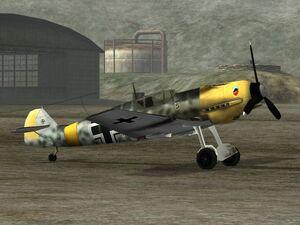 Messerschmitt Bf 109 E-3 1