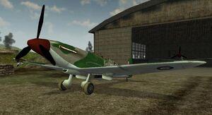 Spitfire i 1