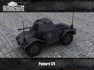 Panhard 178 render 2