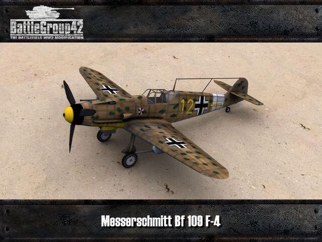 File:Messerschmitt Bf 109 F-4 render 2.jpg