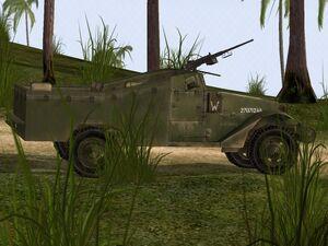 M3 Scout Car 1