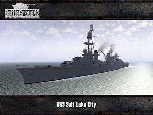 Pensacola-class cruiser