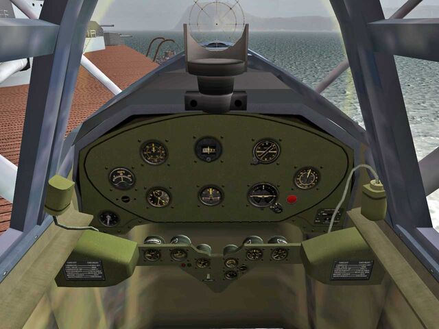 File:J2F-2 Duck cockpit.jpg
