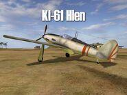 Kawasaki Ki-61 Hien old