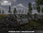 Sturmgeschütz III Ausf B 1