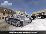 Sturmgeschütz III Ausf B 3