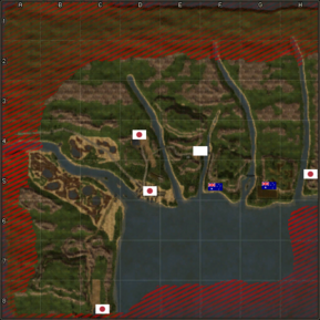 4309-Battle for Lae co-op map