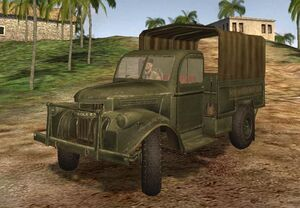 Chevy 30cwt close 1