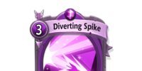 Diverting Spike