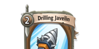 Drilling Javelin
