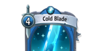 Cold Blade