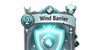 Wind Barrier