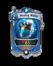 Melee 1 CARD HERO HEALING WATER