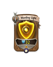 Ranged 0 CARD HERO WARDING LIGHT
