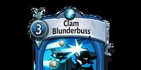 Clam Blunderbuss