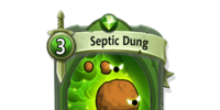Septic Dung