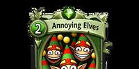 Annoying Elves