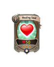 Magic 2 CARD HERO BIG HEAL