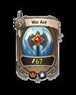 Melee 2 CARD HERO WAR AXE