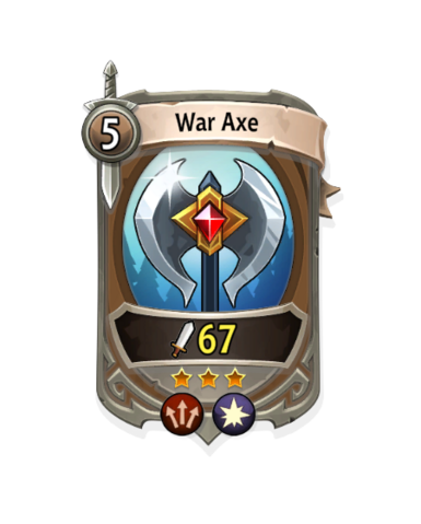 File:Melee 2 CARD HERO WAR AXE.png