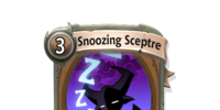 Snoozing Sceptre