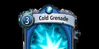 Cold Grenade