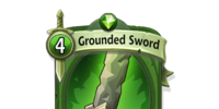 Grounded Sword