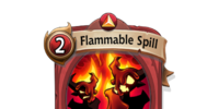 Flammable Spill
