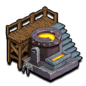 Deco-IronSmelter