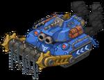 Veh sw tank front