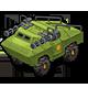 Uniticon-recon vehicle