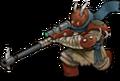 S raider sniper front