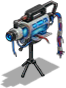 Hero cast i17 malfunctioning laser
