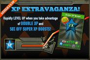 DoubleXP BoostSale