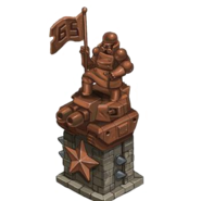 Level 65 Commemorative Statue Facebook Promo