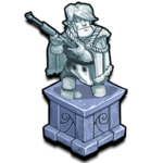 Deco-EmperorStatue