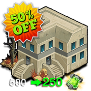 Dormitory icon 50off