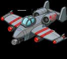 Air warthog front
